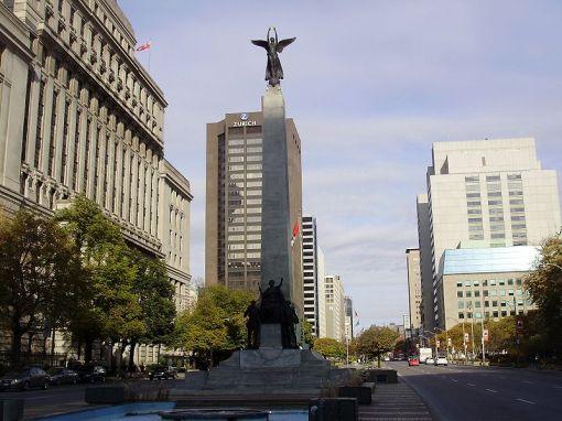 South African War Memorial, Toronto