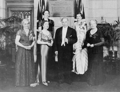 PM King with Famous Five