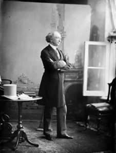 John A. Macdonald, 1875. Image from Library and Archives Canada
