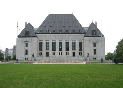 supreme court of canada report