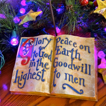 goodwill to all men