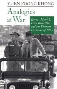 analogies at war