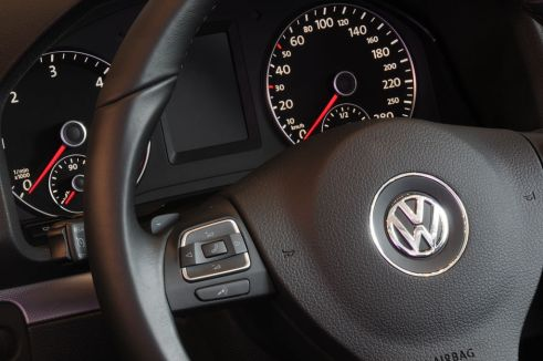 VW Interior Photo by Ralf Roletschek Taken from Wikimedia Commons